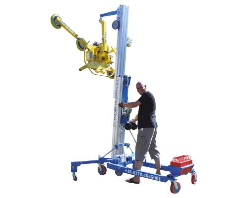 ML 50.0 assembly lift with a capacity of 300 kg