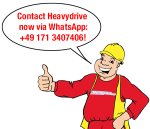 Heavydrive WhatsApp-Service